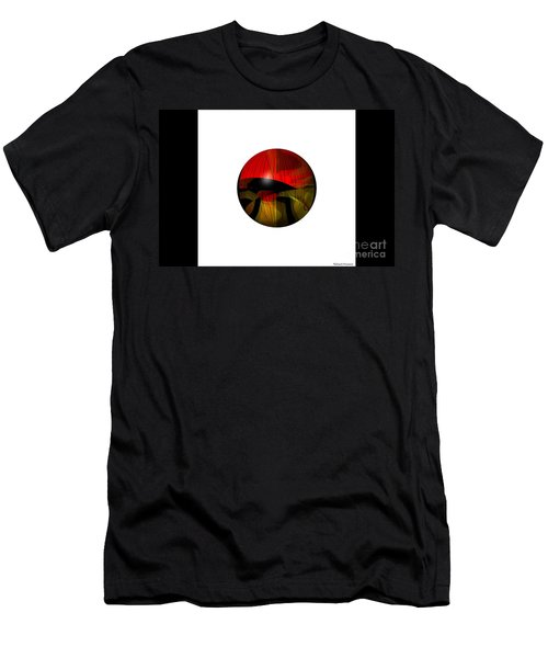 Exoplanet  Men's T-Shirt (Slim Fit) by Thibault Toussaint
