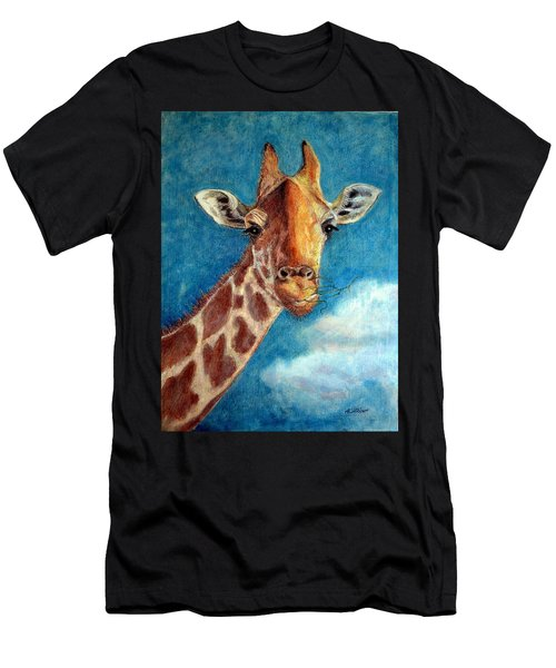 Exotic Animal Series Men's T-Shirt (Athletic Fit)