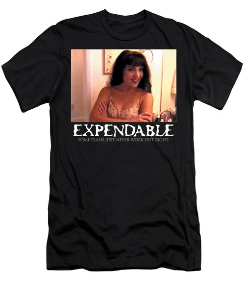 Expendable 12 Men's T-Shirt (Athletic Fit)