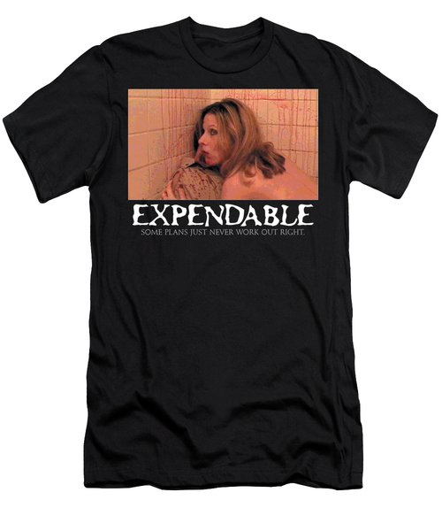 Expendable 14 Men's T-Shirt (Athletic Fit)