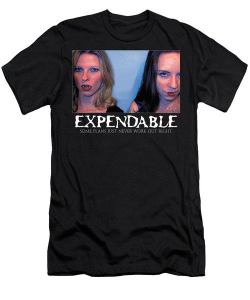 Expendable 15 Men's T-Shirt (Athletic Fit)