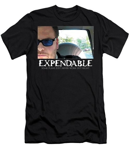 Expendable 3 Men's T-Shirt (Athletic Fit)