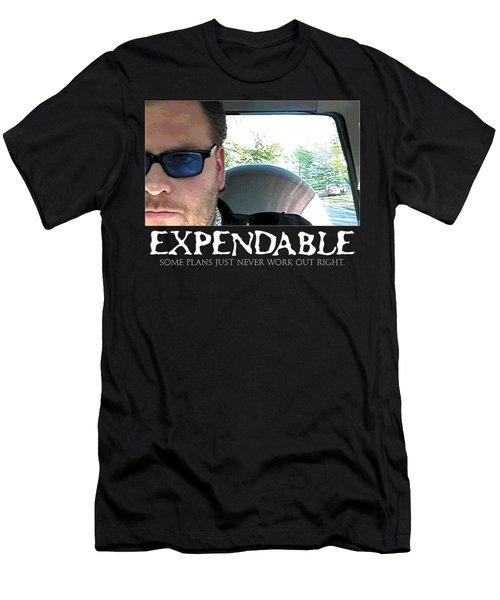 Expendable 3 Men's T-Shirt (Athletic Fit)