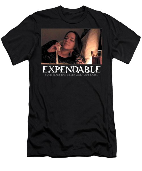 Expendable 5 Men's T-Shirt (Athletic Fit)