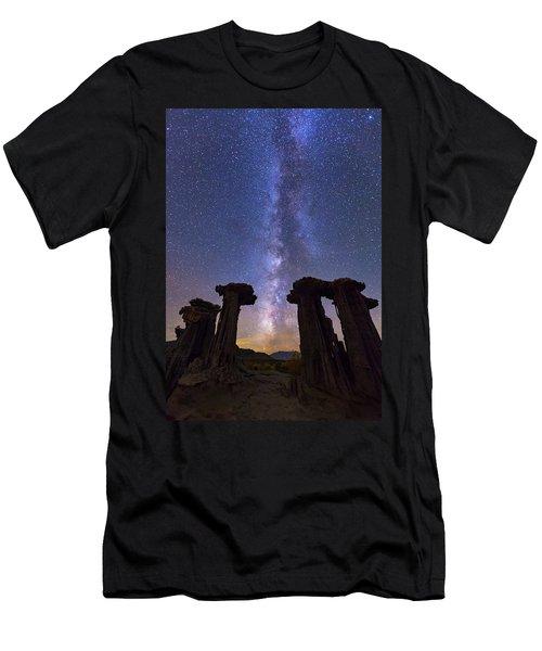 Exploration  Men's T-Shirt (Athletic Fit)