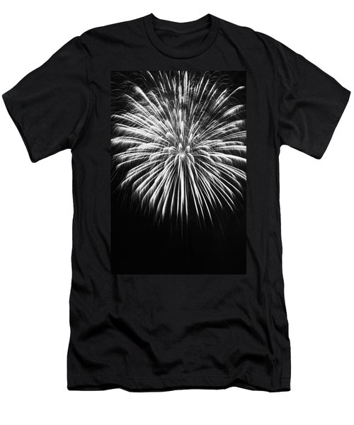 Explosion Men's T-Shirt (Slim Fit) by Colleen Coccia