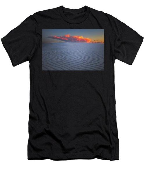 Explosion Of Colors Men's T-Shirt (Athletic Fit)