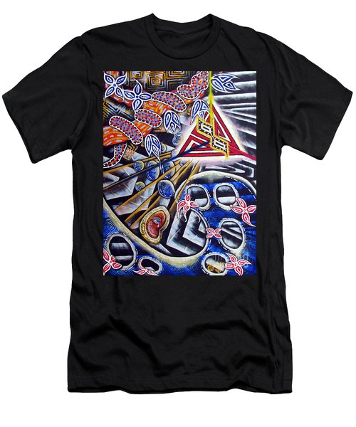 Expulsion Men's T-Shirt (Athletic Fit)