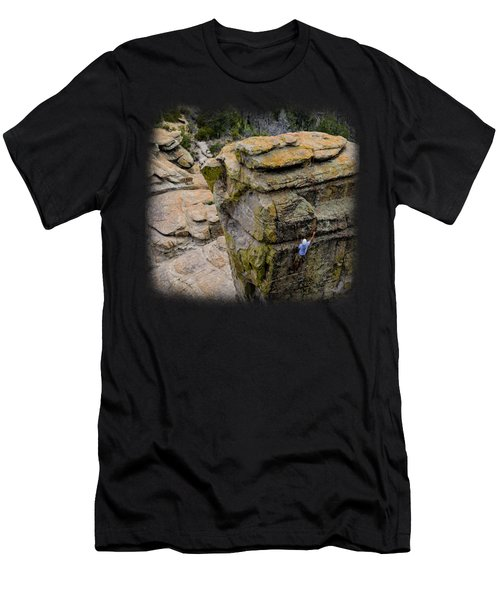Extreme Climber No.1 Men's T-Shirt (Athletic Fit)