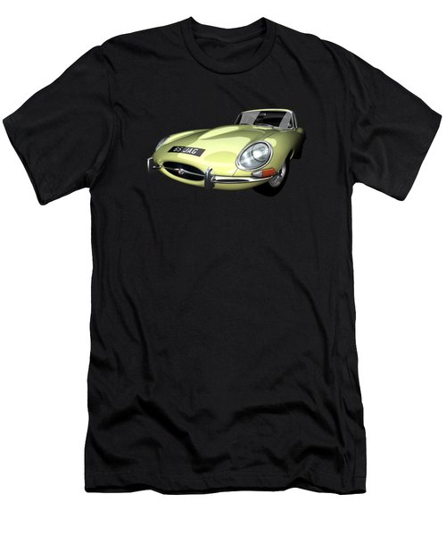 Extreme E Men's T-Shirt (Athletic Fit)