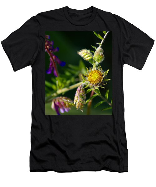 Eye Candy From The Garden Men's T-Shirt (Athletic Fit)