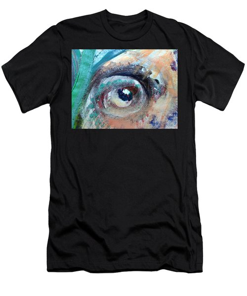 Eye Go Slow Men's T-Shirt (Athletic Fit)