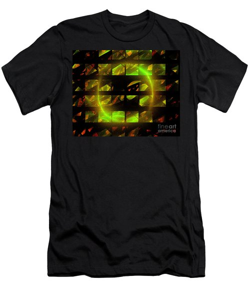 Eye In The Window Men's T-Shirt (Slim Fit)