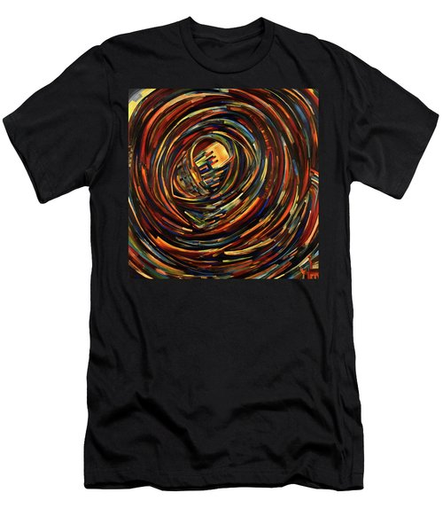 Eye Of The Cosmos Men's T-Shirt (Athletic Fit)
