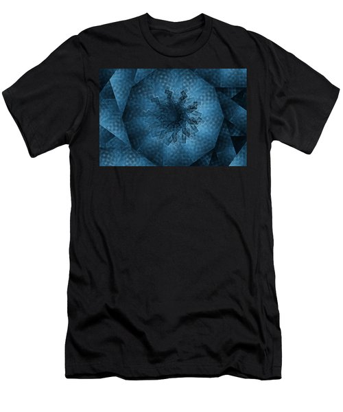 Eye Of The Crystal Men's T-Shirt (Athletic Fit)