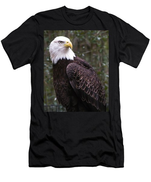 Eye Of The Eagle Men's T-Shirt (Athletic Fit)