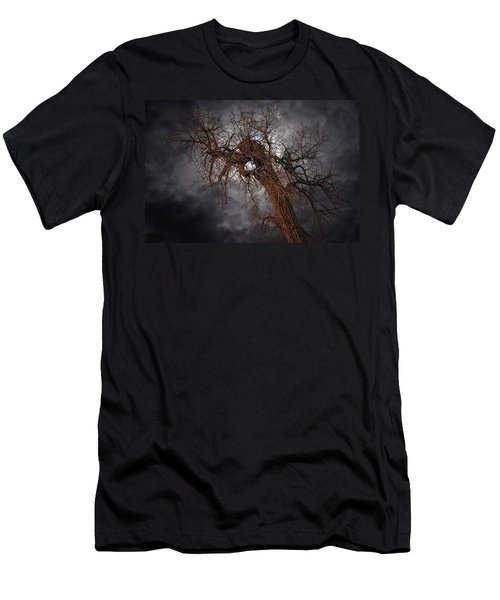 Eye Of The Storm Men's T-Shirt (Athletic Fit)