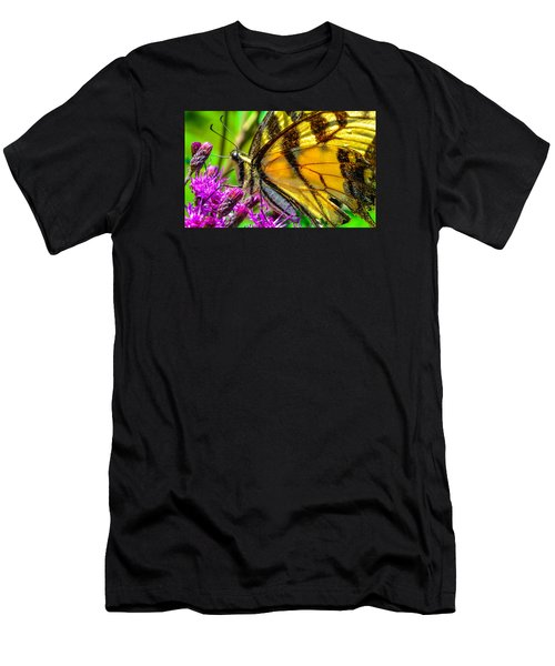 Eye Of The Tiger 3 Men's T-Shirt (Athletic Fit)