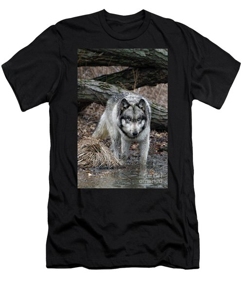 Eye On You Men's T-Shirt (Athletic Fit)
