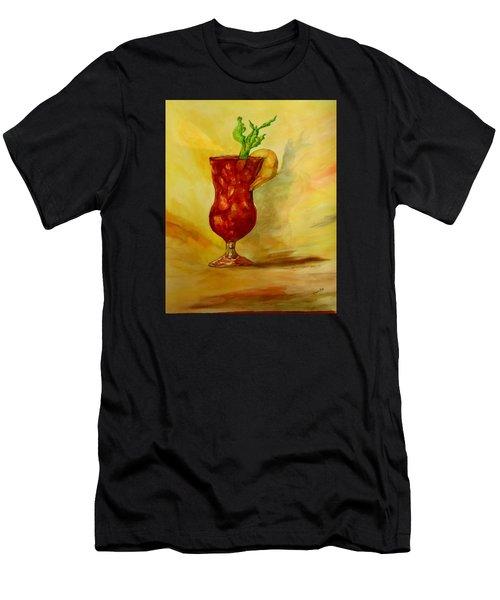 Eye Opener Men's T-Shirt (Athletic Fit)