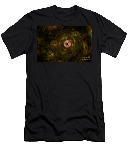 Eye See It All Men's T-Shirt (Athletic Fit)