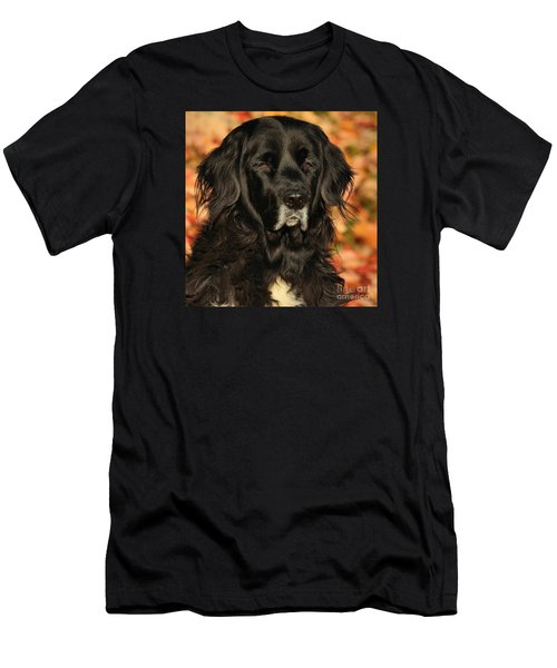 Eyes Of Autumn Men's T-Shirt (Athletic Fit)