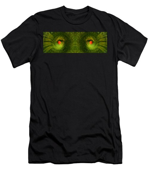 Eyes Of The Garden-2 Men's T-Shirt (Athletic Fit)