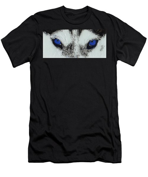 Eyes Of The Wild Men's T-Shirt (Athletic Fit)