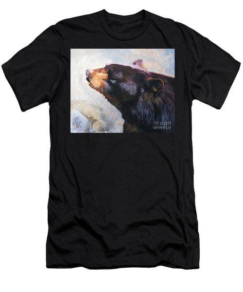 Eyes Turned Skyward Men's T-Shirt (Athletic Fit)