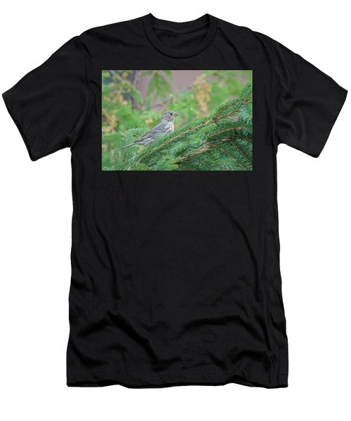 Eyes Up... Men's T-Shirt (Athletic Fit)