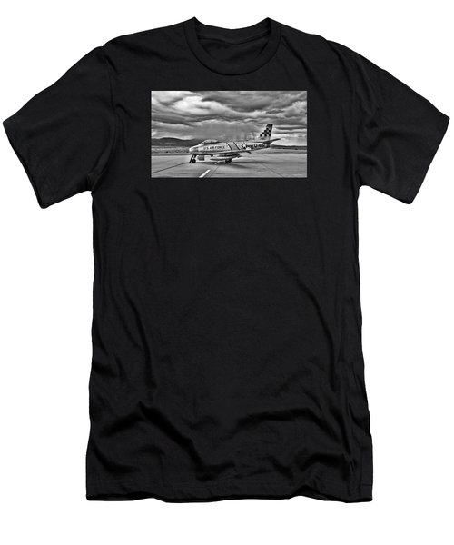 F-86 Sabre Men's T-Shirt (Athletic Fit)