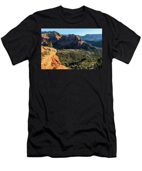 F And B Ridge 07-021 Men's T-Shirt (Athletic Fit)