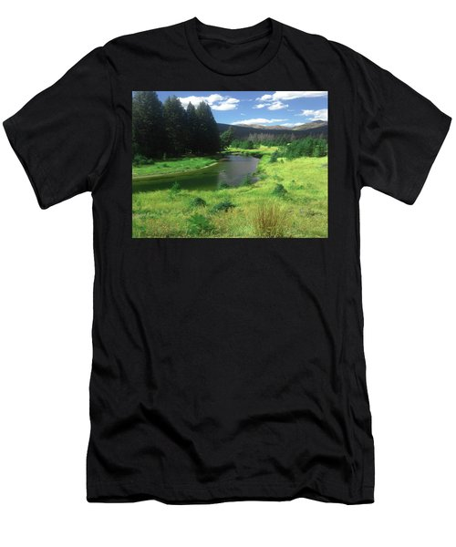 Faafall121rmnp Men's T-Shirt (Athletic Fit)