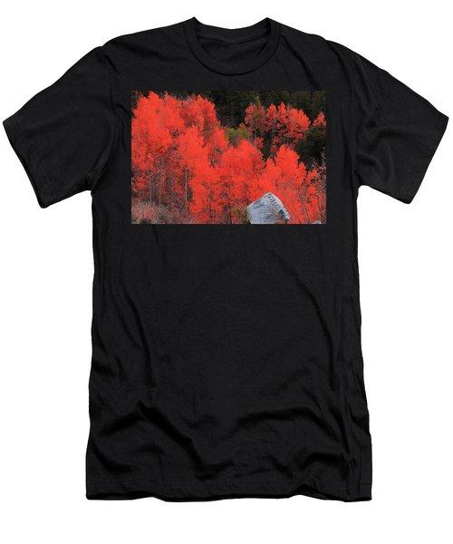 Faafallscene101 Men's T-Shirt (Athletic Fit)