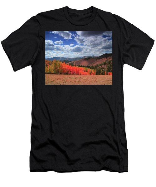 Faafallscene104 Men's T-Shirt (Athletic Fit)
