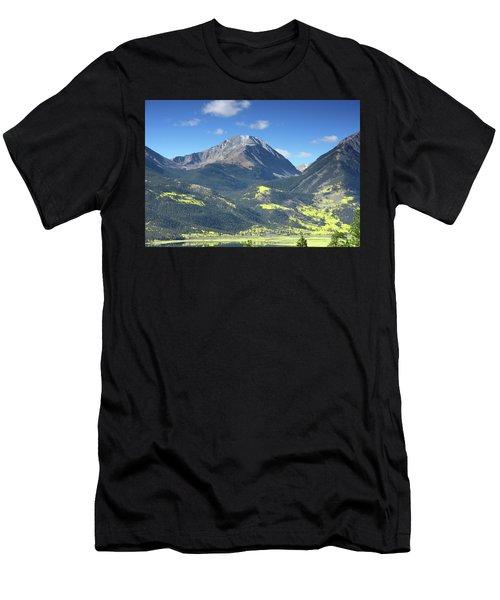 Faafallscene109 Men's T-Shirt (Athletic Fit)