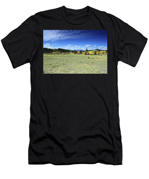 Faafallscene111 Men's T-Shirt (Athletic Fit)