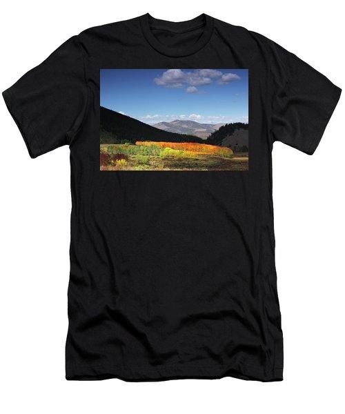 Faafallscene116 Men's T-Shirt (Athletic Fit)