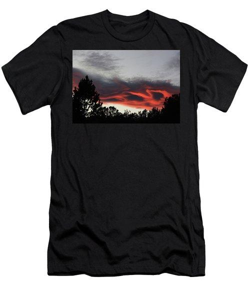 Faanitesky001 Men's T-Shirt (Athletic Fit)