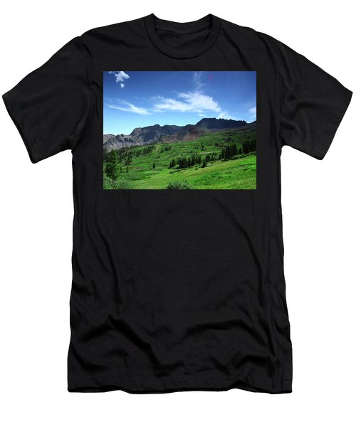 Faasummerscene108 Men's T-Shirt (Athletic Fit)
