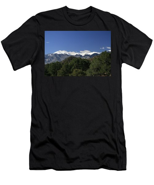 Faawinter002 Men's T-Shirt (Athletic Fit)