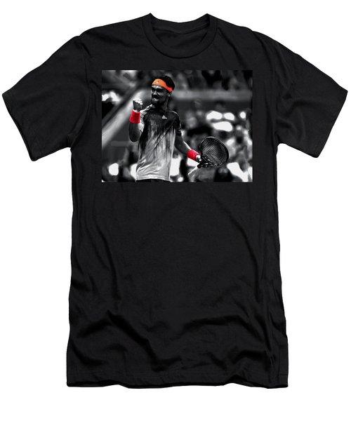 Fabio Fognini Men's T-Shirt (Athletic Fit)