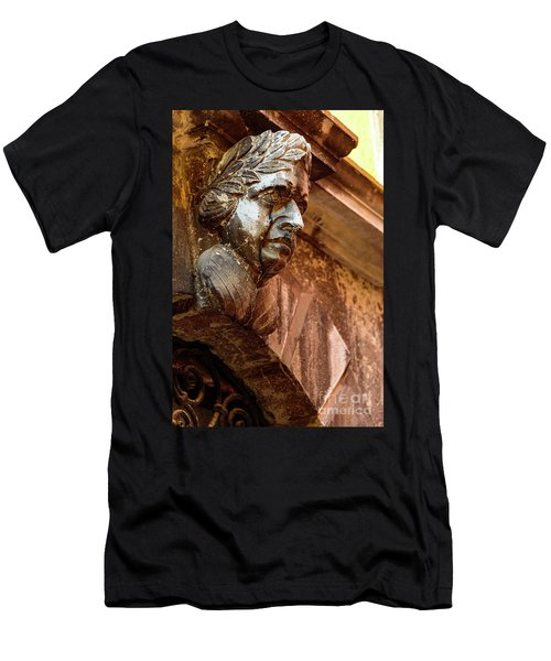 Face In The Streets - Rovinj, Croatia Men's T-Shirt (Athletic Fit)