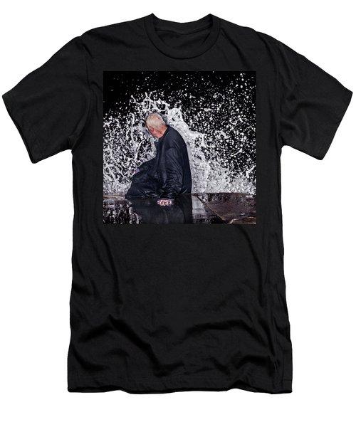 Face It Men's T-Shirt (Athletic Fit)
