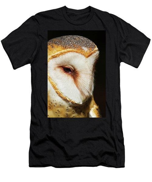 Face Of Athena Men's T-Shirt (Athletic Fit)