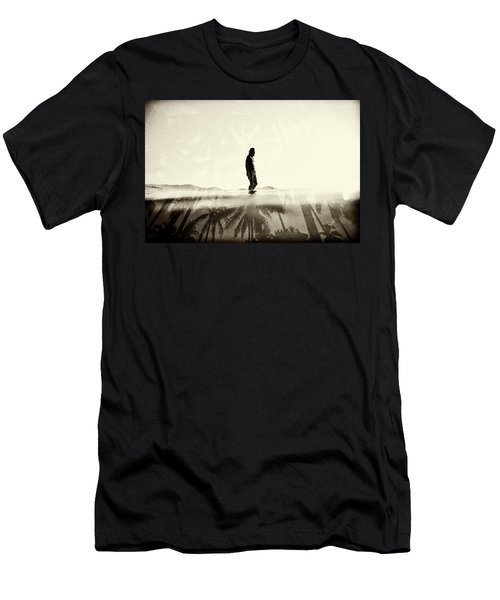 Face The Sun 2 Men's T-Shirt (Athletic Fit)