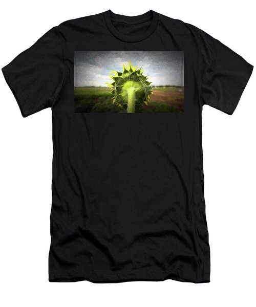 Facing The Day Men's T-Shirt (Athletic Fit)