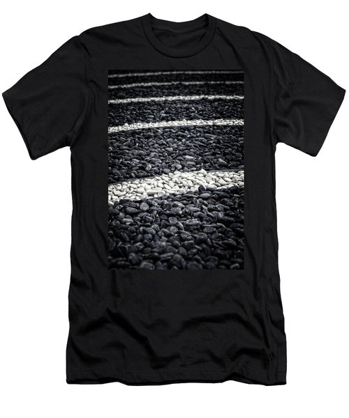 Fading In And Out Men's T-Shirt (Athletic Fit)