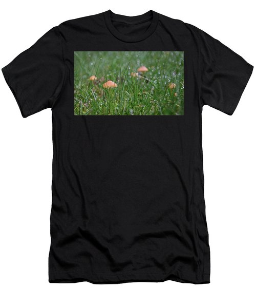 Faerie Hunting Men's T-Shirt (Athletic Fit)