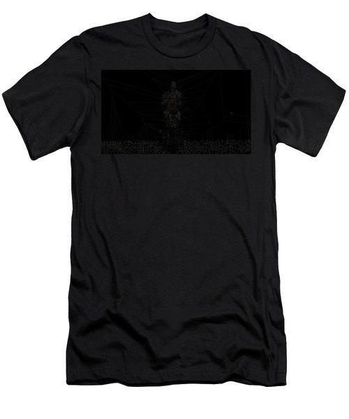 Faint Men's T-Shirt (Athletic Fit)
